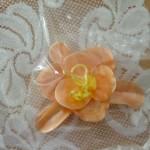 Karamell virág